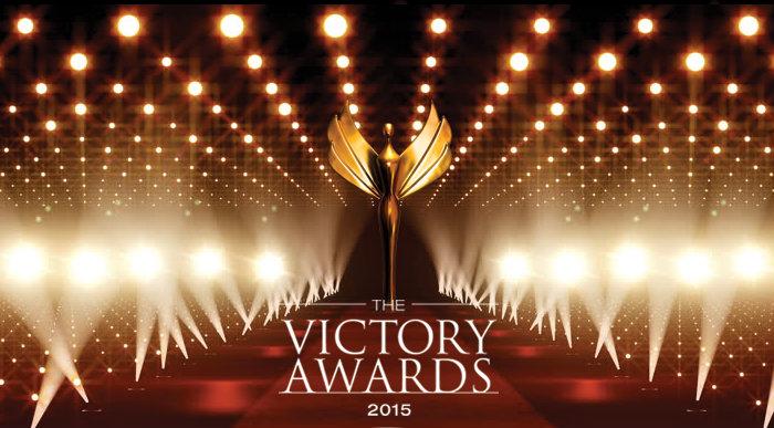 Reconocen la excelencia en la noche de los Victory Awards 2015