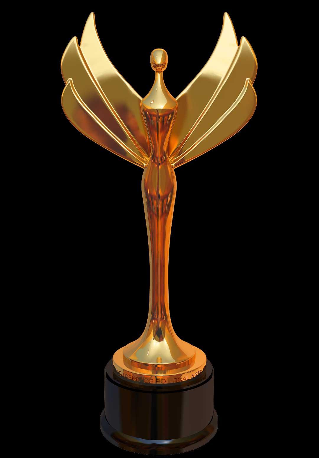 NAPOLITAN Victory Awards - Estatuilla Dorada