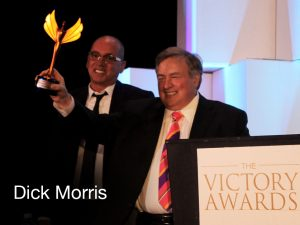 Dick Morris Napolitan Victory Awards