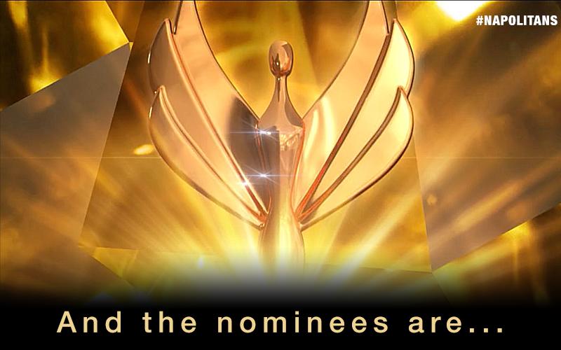 Napolitan Victory Awards 2018 - Nominados y ganadores