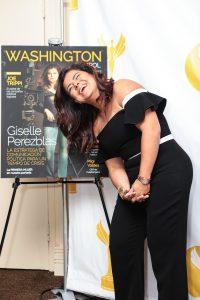 Napolitan Victory Awards 2018, Giselle Perezblas, Washington COMPOL