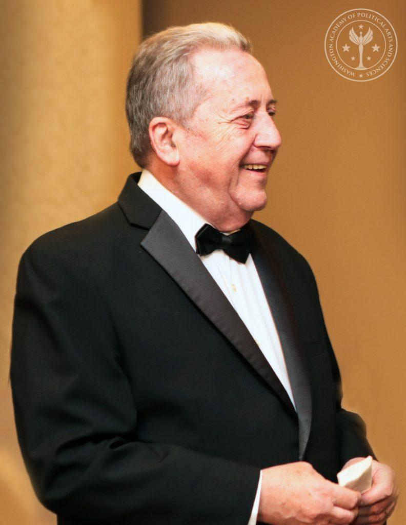 Mauricio Jaitt presidente de The Washington Academy of Political Arts and Sciences - The Napolitan Victory Awards
