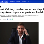 Napolitan Victory Awards - El Financiero - Napolitans