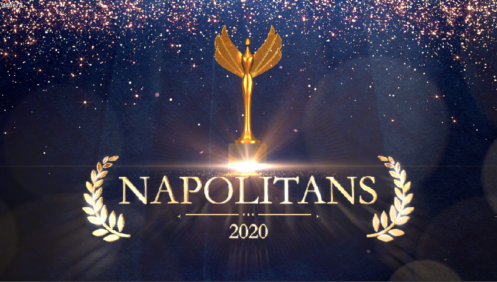 Napolitans 2020 - Napolitan Victory Awards - Lista de nominados